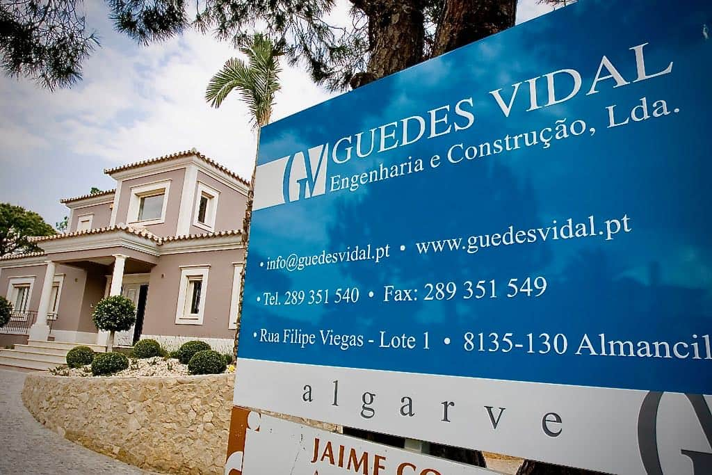 Construções Guedes Vidal